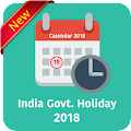 Govt. Holiday India 2017 - Public Holiday Calendar APK