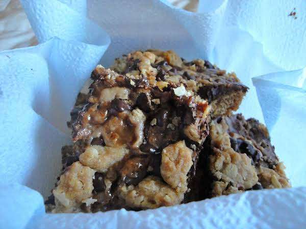 Dulce De Leche Bars Recipe