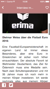 Fistball Euro 2016- screenshot thumbnail