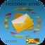 restore sms delete icon