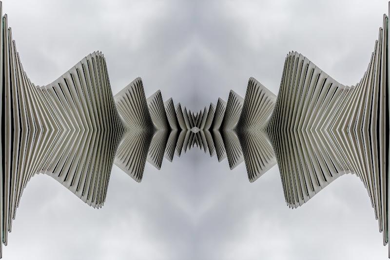 Calatrava fantasy di Marcello Zavalloni