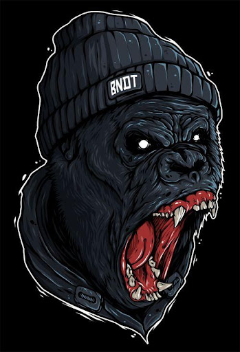 Skull Thug Wallpaper Screenshot 4