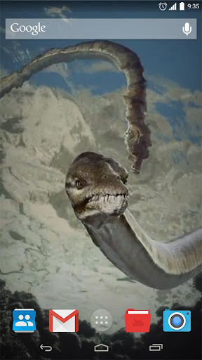 Dino ERA Live Wallpaper