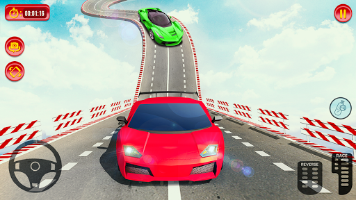 Ramp Car Stunt Racing : Impossible Track Racing 1.0.1 screenshots 2