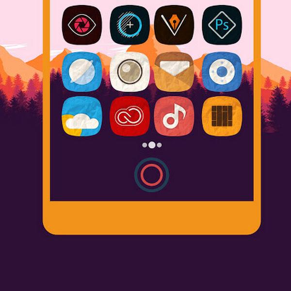 Rugos - Premium Icon Pack v2.5