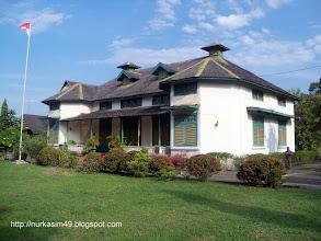 Photo: Istana Datu Luwu. dibangun tahun 1920. Lokasi : Palopo, Sulawesi Selatan, Indonesia. http://nurkasim49.blogspot.ru
