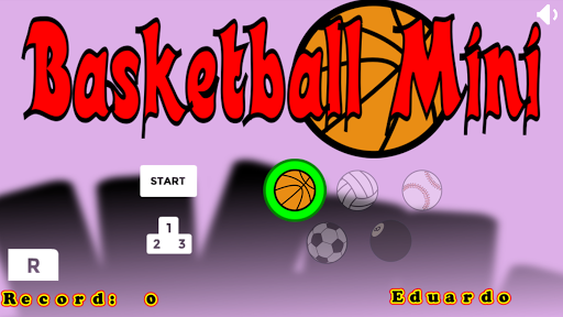 Basketball_Mini