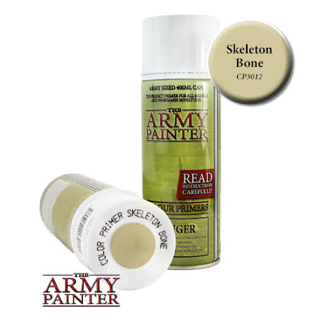 ArmyPainter Colour Primer Spray - Skeleton Bone