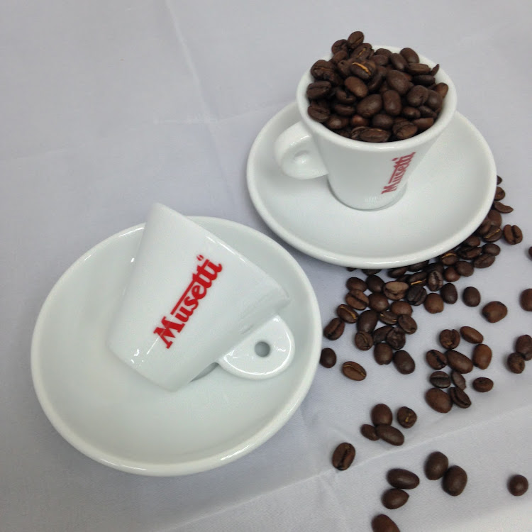 Musetti 3oz cup & saucer
