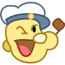 Popeye the Sailor Wallpapers New Tab