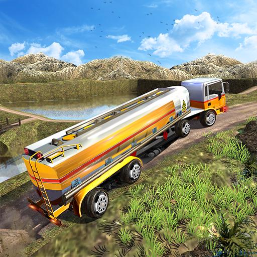 Off Road Oil Transporter Truck