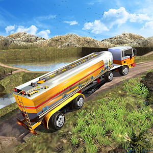 Off Road Oil Transporter Truck for PC and MAC
