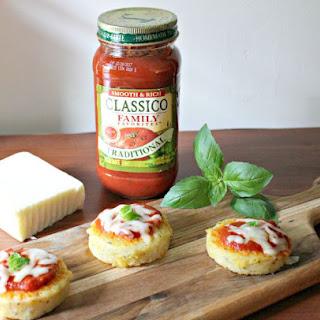 Italian Polenta Bites