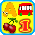 Educational Flashcards for Toddlers Offline icon