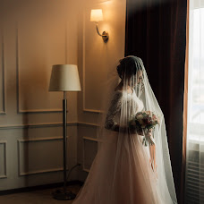 Wedding photographer Roman Ivanov (RomaIS). Photo of 07.01.2019