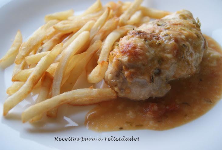 Chicken Breasts Pizzaiola Recipe