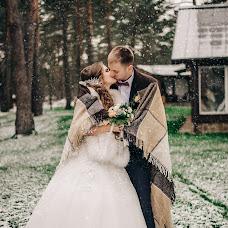 Wedding photographer Olga Cheverda (olgacheverda). Photo of 27.01.2018
