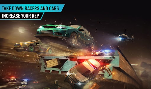 Need for Speed™ No Limits v1.4.8 Unlimited Nitro + No Damage Cars