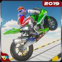 Mega GT Ramp Motorbike Stunts Moto Rider icon