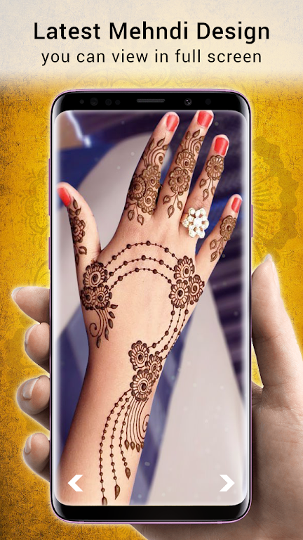 Download Mehndi Design Offline 2019 New Bridal Mehndi App