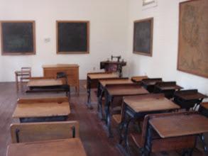 Photo: inside Union Academy school