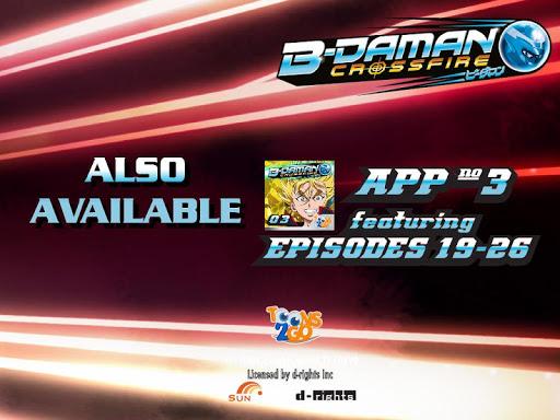 B-Daman Crossfire vol. 2 LITE 1.0.4 screenshots 6