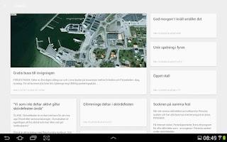 Screenshot of Barometern-OT