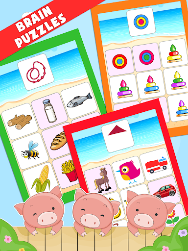 Kids Education (Preschool) 2.0.5 Screenshots 4