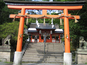 Photo: 宇治神社です by FM