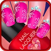 Nail Salon - Nail Colouring – Nail Manicure Salon