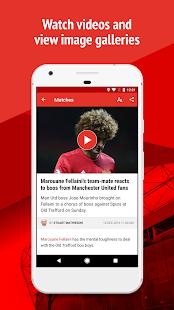Manchester United News - náhled