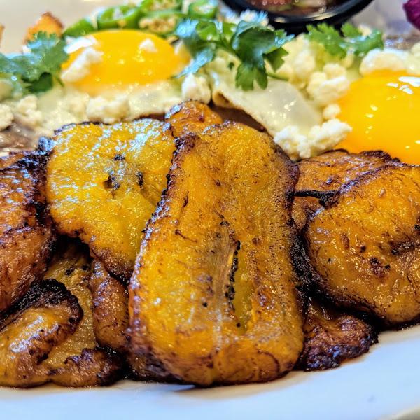 Motuleño breakfast gluten free