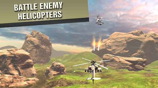 VR Battle Helicopters- screenshot thumbnail