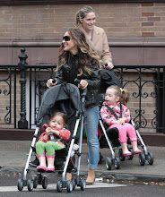 Photo: 50911020 'Sex and the City' star Sarah Jessica Parker takes her kids James, Tabitha and Marion to school in New York City, New York on October 9, 2012. FameFlynet, Inc - Beverly Hills, CA, USA - +1 (818) 307-4813