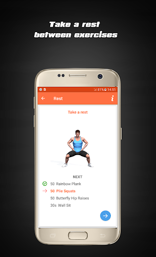 Home Workouts - Fit Challenge 5.0.2 screenshots 4