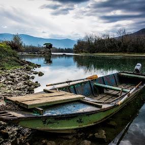 Motive 2 by Nenad Borojevic Foto - Transportation Boats (  )