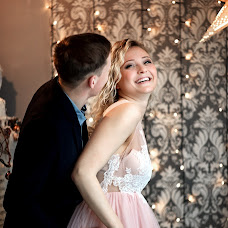 Wedding photographer Roman Yulenkov (yulfot). Photo of 09.01.2018
