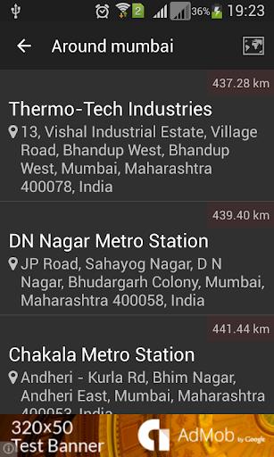 Locate Subway Station