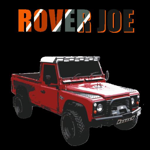 Rover Joe Hill Rally