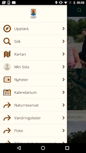 Huddinge Naturkarta- screenshot thumbnail