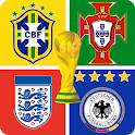 World Cup Qualifiers 2018 Logo Quiz Football icon