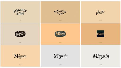 Eksempel på Magasin Rebrand