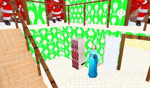 Lady Elsa Granny Chapter 2.1 Horror MOD 4