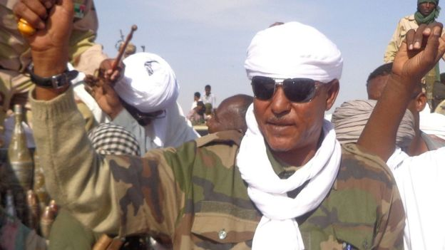 Human rights groups accuse Musa Hilal of leading a brutal campaign in Darfur.