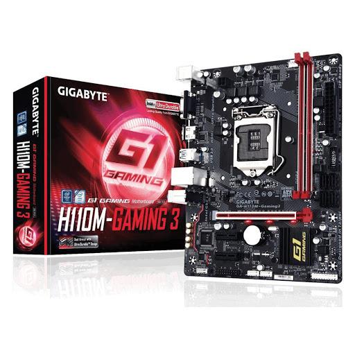 Bo mạch chính/ Mainboard Gigabyte H110M-Gaming 3