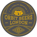 Logo for Orbit Beers