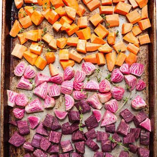 Roasted Beets Sweet Potatoes Recipes.