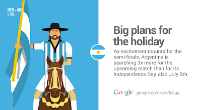 Photo: But will there be fireworks on the pitch? #GoogleTrends http://goo.gl/Fxad0A