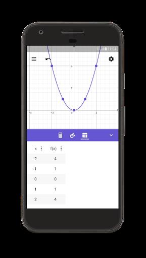 GeoGebra Graphing Calculator 5.0.602.0 screenshots 2