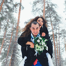 Wedding photographer Margarita Rubcova (margorubtsova). Photo of 28.12.2016